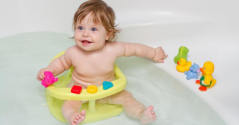 N//P My Portable Baby Kleinkind Badewanne Rutschfest Reise Badewannensitz Badesitz Situp Baden Baby Badewannensitz mit R/ückenlehne Unterst/ützung und 4 Saugn/äpfen hohe Stabilit/ät